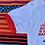 Thumbnail: Vintage Hillsville Flea market ringer T shirt size Small