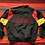 Thumbnail: Vintage Louisville Cardinals color block windbreaker size XL