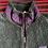 Thumbnail: Vintage 1992 Patagonia dark forest green zip-up fleece size large