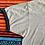 Thumbnail: Vintage Nike gray ringer T shirt size XL