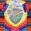 Thumbnail: Vintage 1994 Grateful Dead Tour tie-dye t-shirt size large