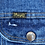 Thumbnail: Vintage Wrangler denim jacket with patches size Small