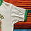 "Thumbnail: Vintage 1986 Boston Celtics ""Boston's Best Six Pack"" white and green finger t-sh"
