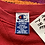 "Thumbnail: Vintage Champion ""inside out"" maroon sweatshirt size XL"