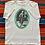 Thumbnail: Vintage Albert Einstein Cycle Art faded white t-shirt size large