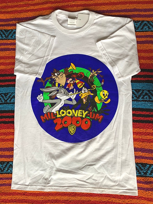 Vintage 2000 Looney Tunes T shirt size Small