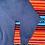 Thumbnail: Vintage surgeon navy sweatshirt size XL