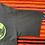 Thumbnail: Vintage 1989 DC Comics Batman Joker black t-shirt size medium/large