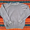 Thumbnail: Vintage blank thin gray sweatshirt size medium