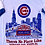 Thumbnail: Vintage 1985 Wrigley Field Chicago Cubs ringer t-shirt size L/XL