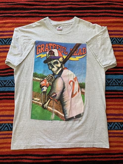 Vintage 1996 Grateful Dead baseball t-shirt size XL