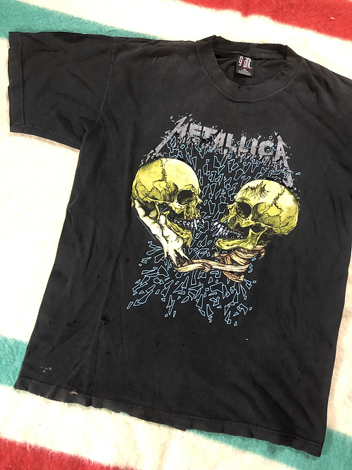 Metallica Pushead shirt XL
