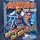 Thumbnail: Vintage AHDRA tour 2000 faded t shirt size XL