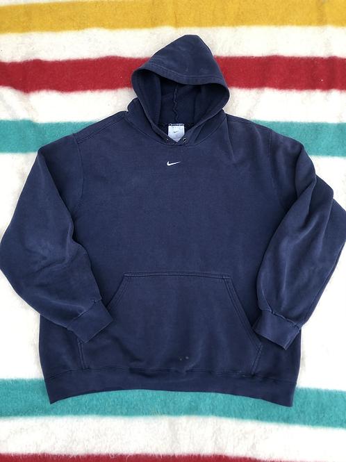 Center Check Nike hoodie XL