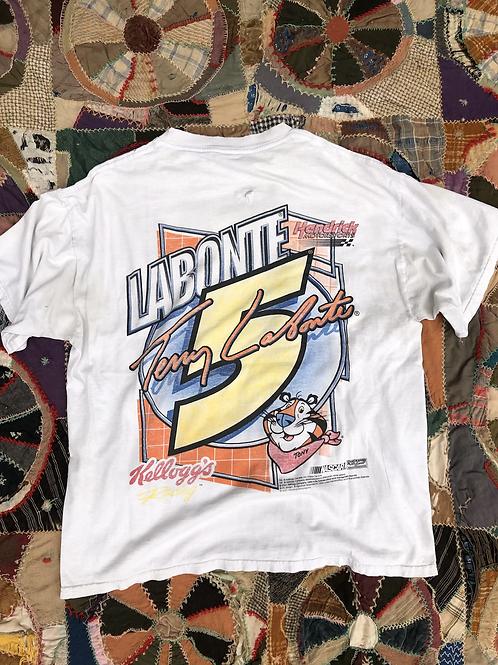Kellogs Frosted Flake Bobby Labonte AOP size XL