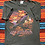 Thumbnail: Vintage 1994 Led Zeppelin distressed black t-shirt size large