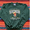 Thumbnail: Vintage Pleasant Prairie Wisconsin Jelly Belly Candy Company green sweatshirt si