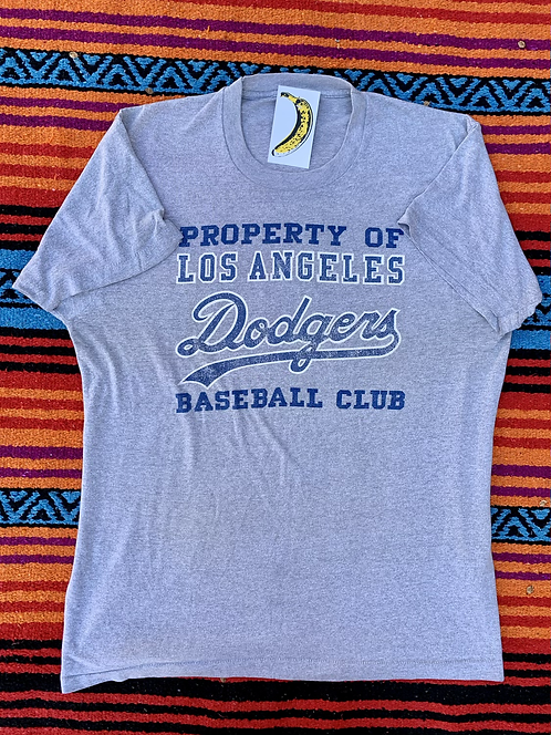 Vintage Property of LA Dodgers t shirt size XL