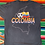 Thumbnail: Vintage 1994 Colombia World Cup USA faded black t shirt size XL