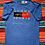 Thumbnail: Vintage Tommy Sports blue t-shirt size medium