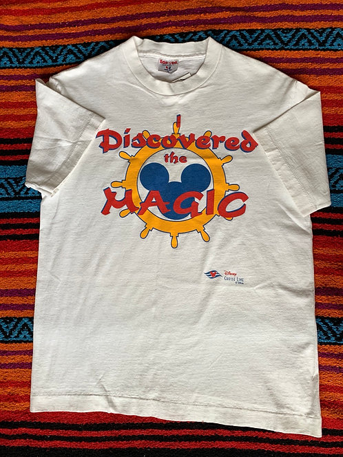 Vintage Disney Cruise Line T shirt size Medium