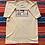 Thumbnail: Vintage Dave Matthews Band faded yellow t-shirt size medium