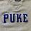 Thumbnail: Reworked Vintage Puke Sweatshirt size XXL
