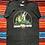 Thumbnail: Vintage NASA Kennedy Space Center black t-shirt size small