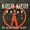 """Thumbnail: Vintage Marilyn Manson """"The Bright Young Things"""" black t-shirt size large"""