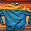 Thumbnail: Vintage 90s Nike ACG teal and orange windbreaker size medium