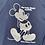 Thumbnail: Vintage Mickey Mouse Daytona Beach navy sweatshirt size XL
