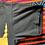 Thumbnail: Vintage 1991 Rocky and Bullwinkle black t-shirt size medium/large