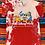 Thumbnail: Vintage Disneyworld bleach tie-dye t shirt size small