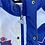 Thumbnail: Vintage Super Bowl 1993 Dallas Cowboys color block windbreaker size large