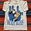 Thumbnail: Vintage Disney Mickey Blues white t-shirt size medium