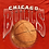 "Thumbnail: Vintage Chicago Bulls ""Shoot Hoops"" red t-shirt size XL"