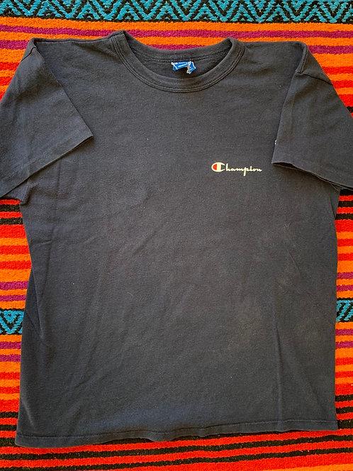 Vintage navy Champion t shirt size XL