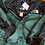 Thumbnail: Vintage North Face forest green Gore-tex jacket size medium