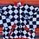 Thumbnail: Vintage reversible Mickey Mouse bomber jacket size Large
