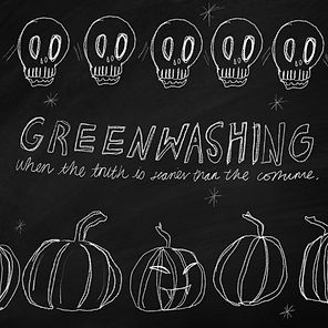 Greenwashing - When the Truth is Scarier Than the Costume