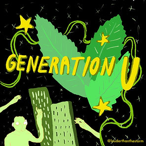 Generation U - a poem for nature's eternal soldier
