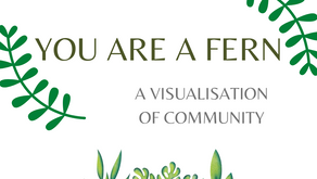 You are a fern - a picture book on community