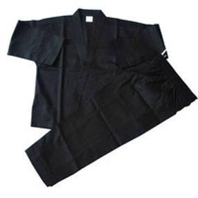 Black Karate Uniform