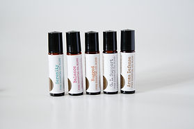 Essential Oils Roll-On Blends