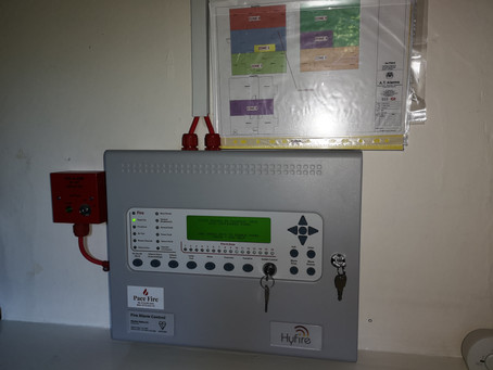 HMO fire alarm maintenance in Nottingham
