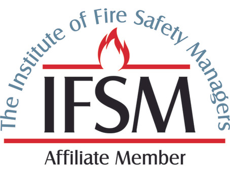 Pace Fire are now an Affiliate Member of The Institute Of Fire Safety Managers.
