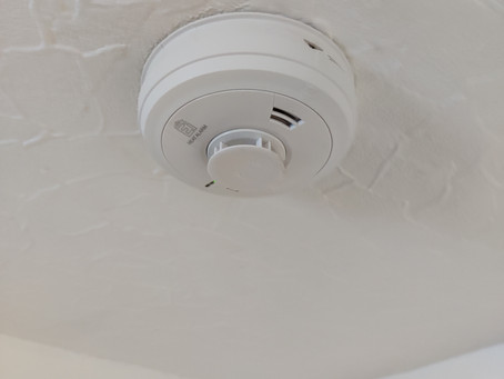 Domestic Smoke & Heat Alarm Maintenance in Nottingham