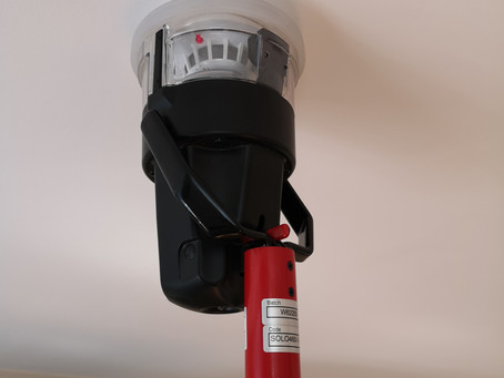 Fire alarm maintenance in Derby