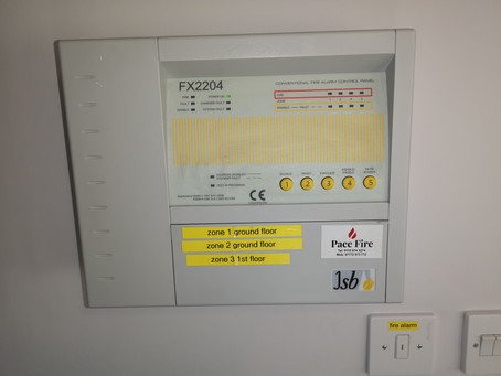 Fire alarm Maintenance in Nottingham