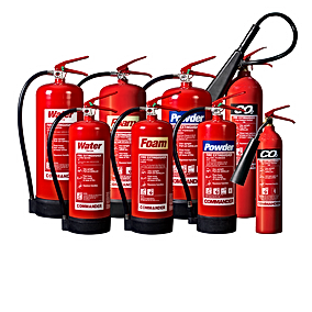 Fire Extinguisher Servicing Nottingham - Derby - Leicester